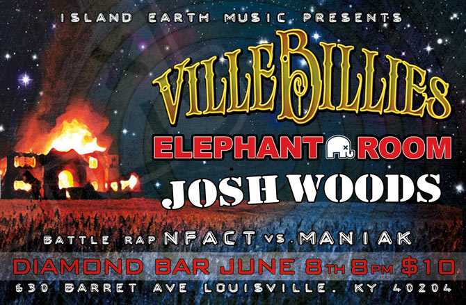 villebillies-elephant-room-josh-woods-island-earth-music